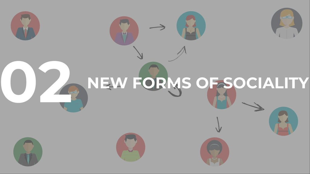 02 NEW FORMS OF SOCIALITY