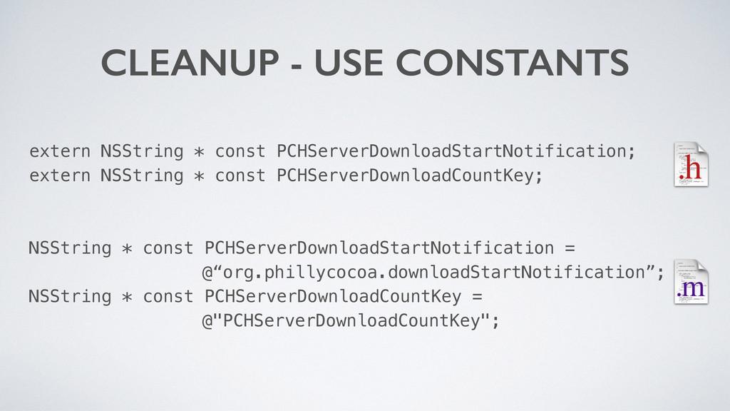 extern NSString * const PCHServerDownloadStartN...