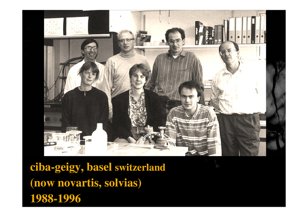 ciba-geigy, basel switzerland (now novartis sol...