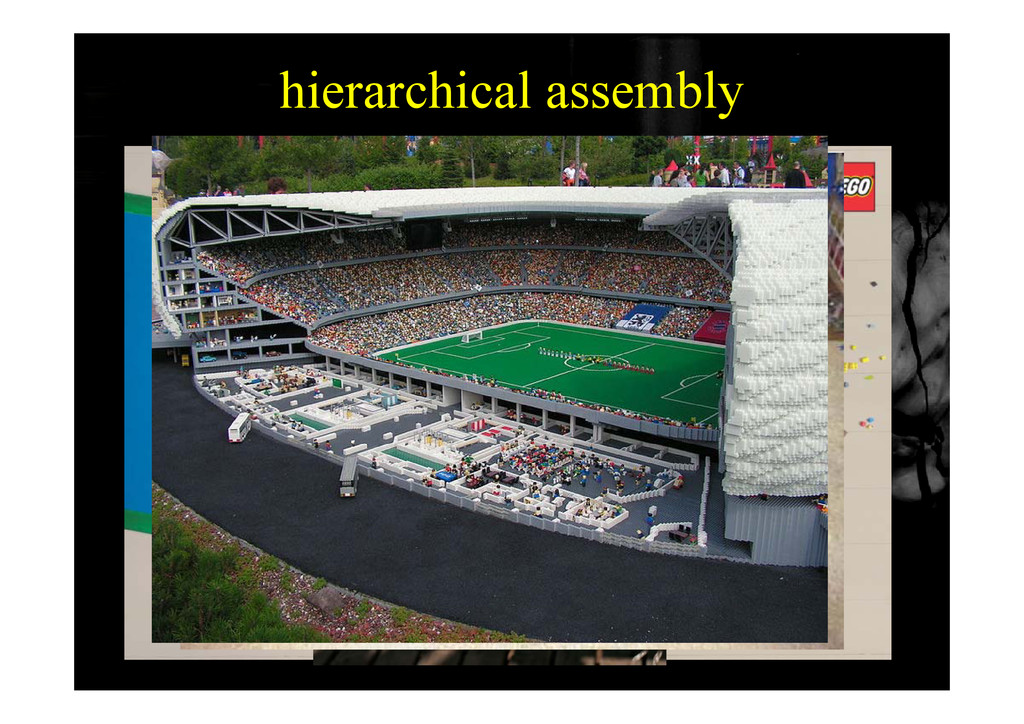 hierarchical assembly y