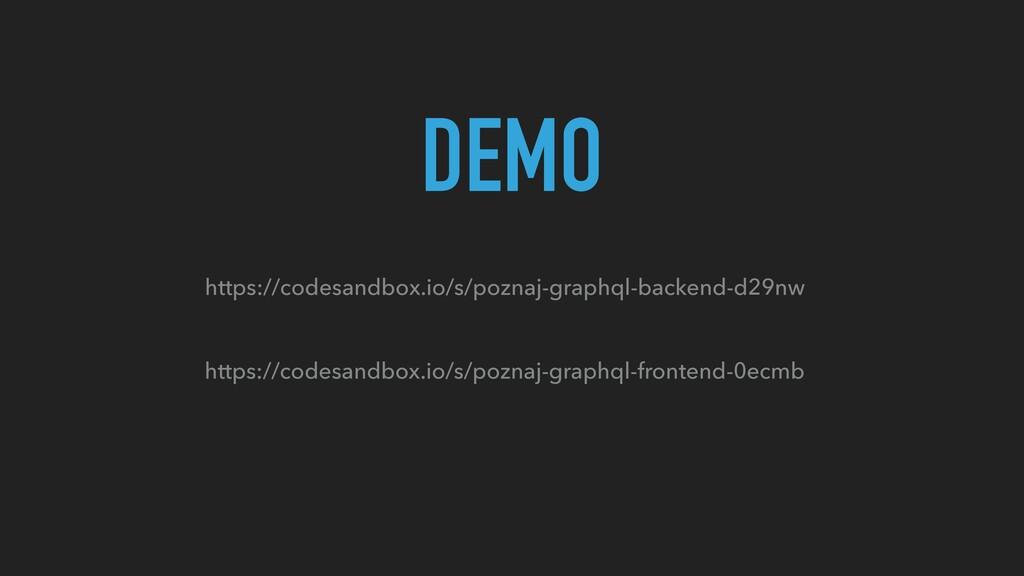 DEMO https://codesandbox.io/s/poznaj-graphql-ba...
