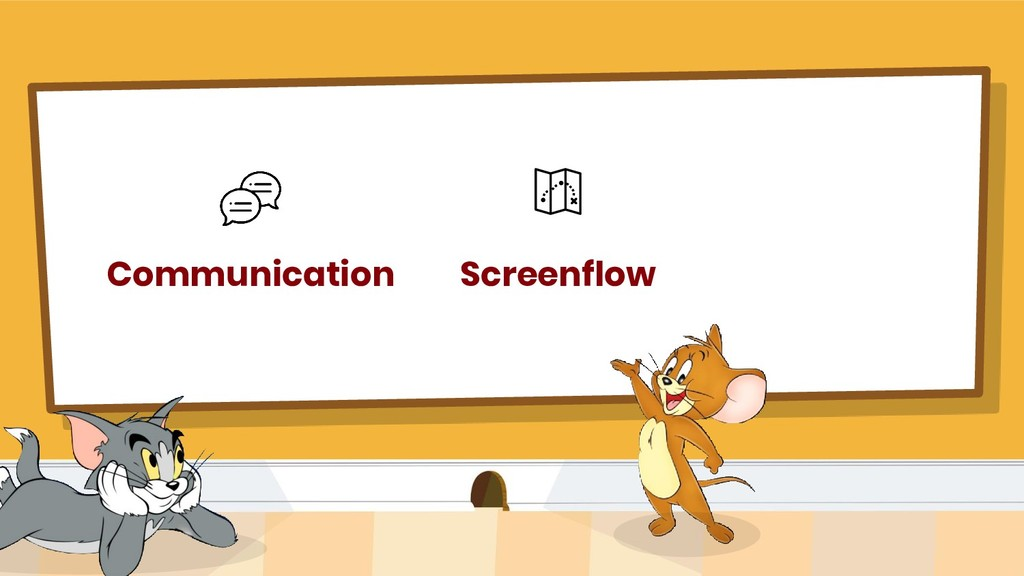 Communication Screenflow