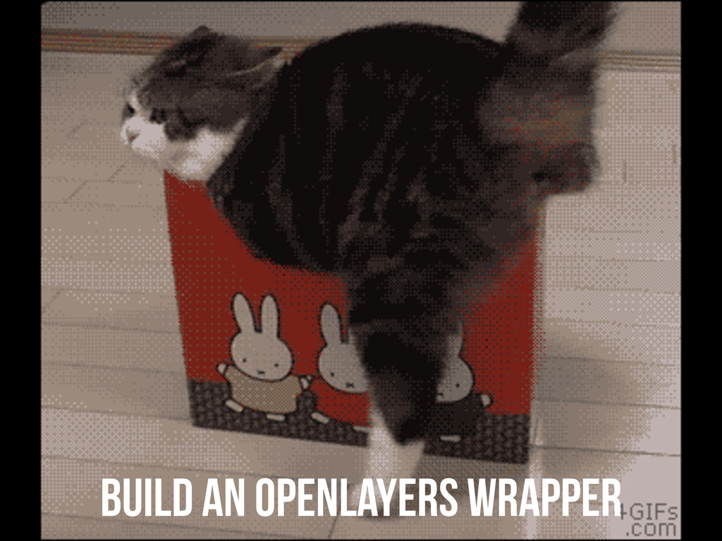 build an OPENLAYERS wrapper