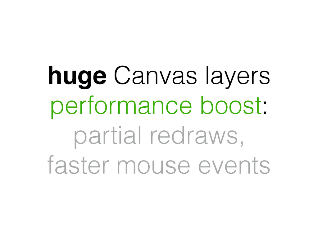 huge Canvas layers performance boost: partial r...