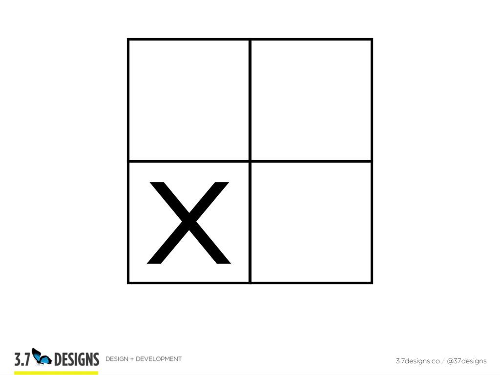 3.7designs.co / @37designs X