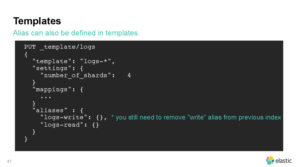 Templates Alias can also be defined in template...