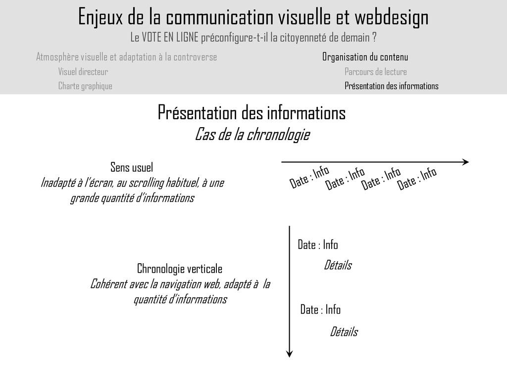 Enjeux de la communication visuelle et webdesig...