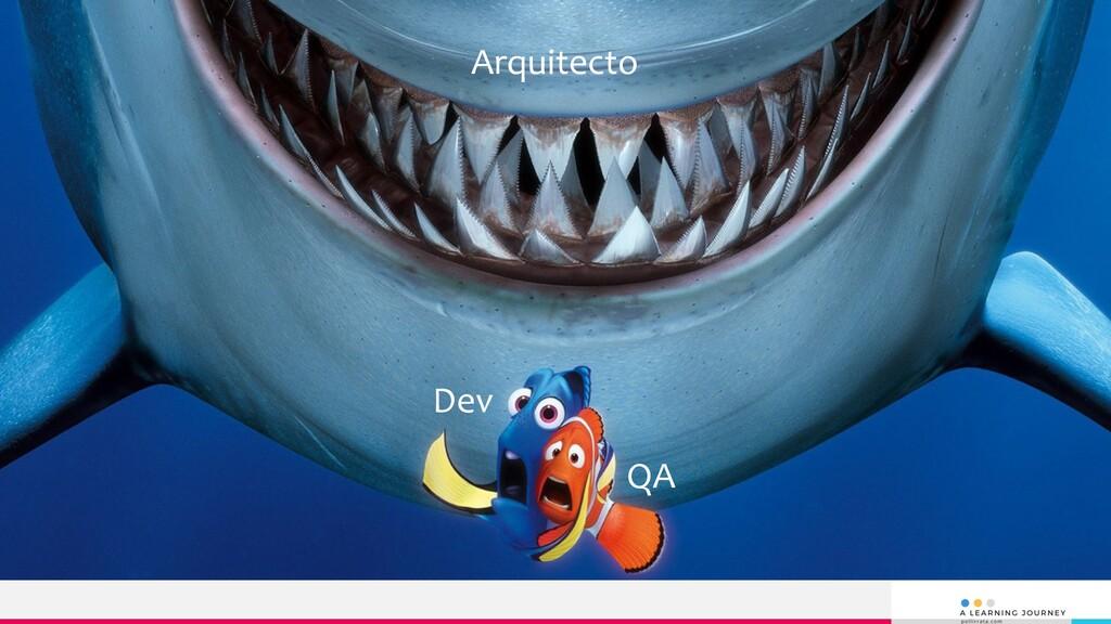 Arquitecto QA Dev