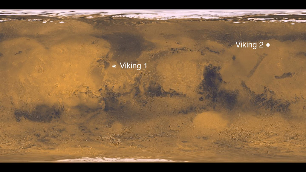 ๏ Viking 1 Viking 2 ๏