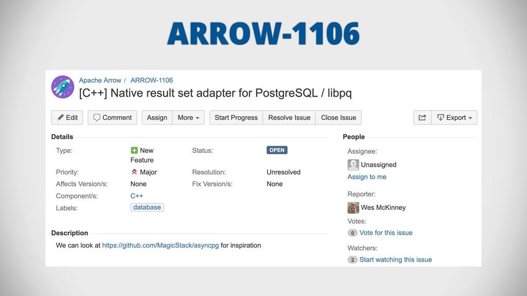 ARROW-1106