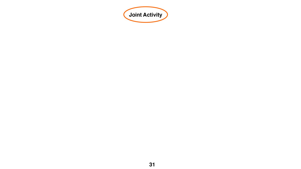 31 Joint Activity