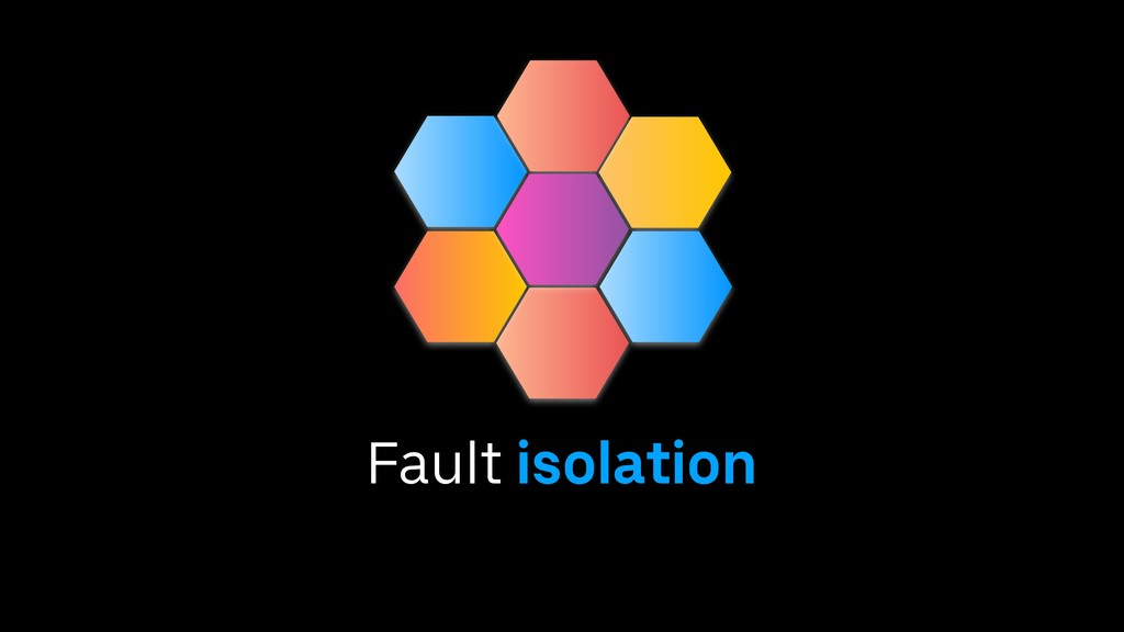 Fault isolation