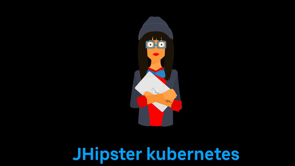 JHipster kubernetes