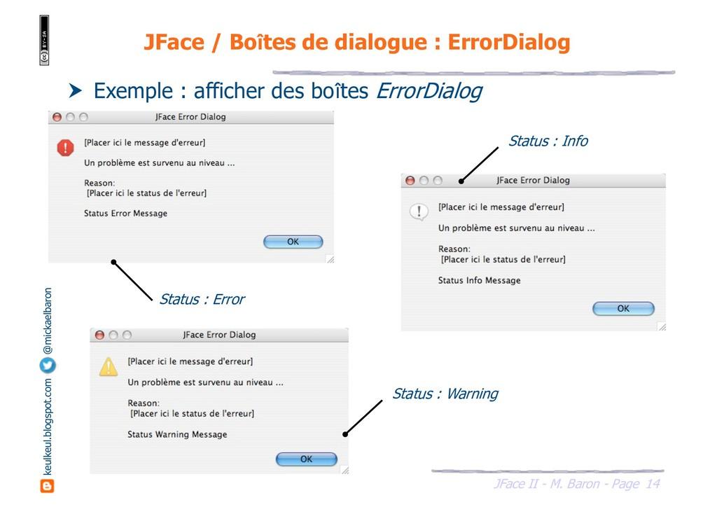 14 JFace II - M. Baron - Page keulkeul.blogspot...