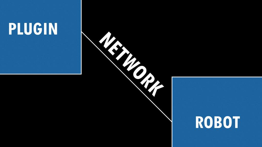 ROBOT PLUGIN NETWORK
