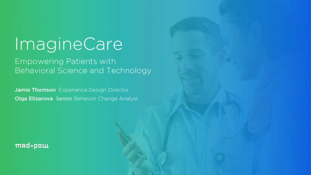 ImagineCare Empowering Patients with Behavioral...