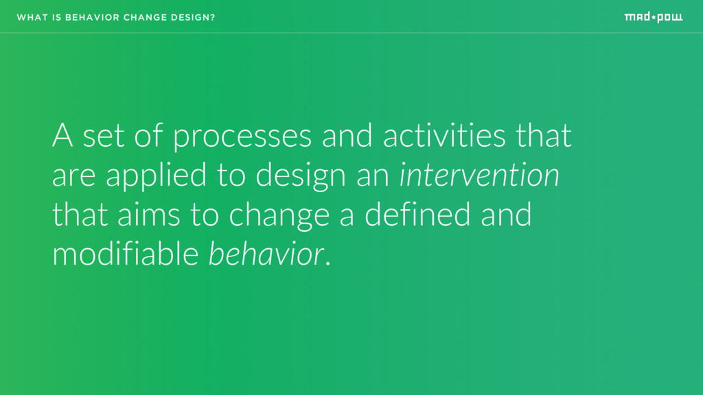 A set of processes and activities that are appl...