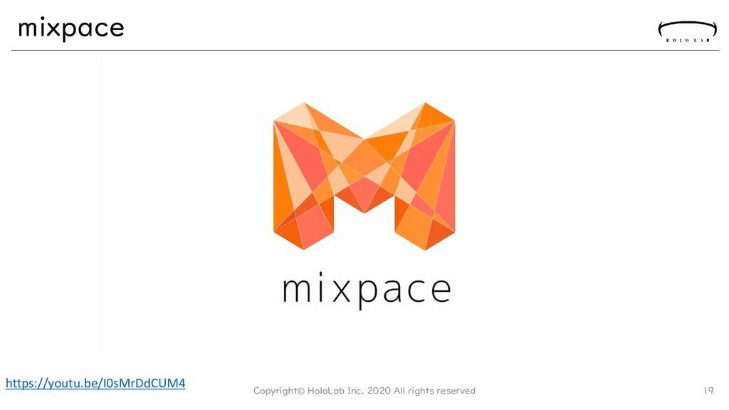 mixpace 19 https://youtu.be/I0sMrDdCUM4 Copyrig...