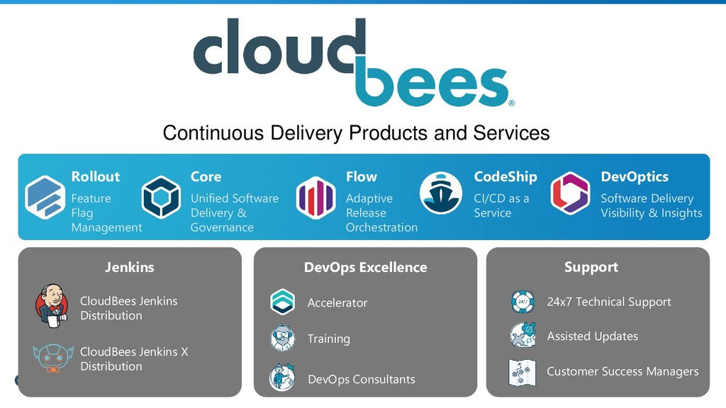 © 2019 CloudBees, Inc. All Rights Reserved. Dev...