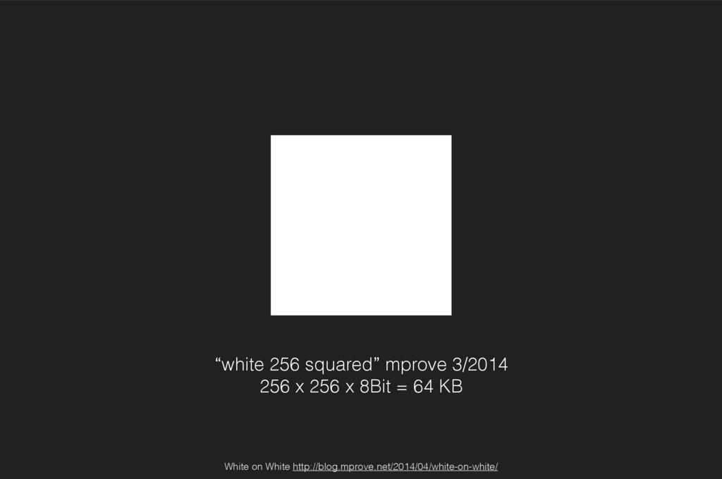 """""""white 256 squared"""" mprove 3/2014 256 x 256 x ..."""