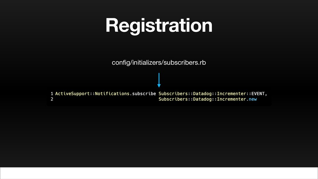 Registration config/initializers/subscribers.rb