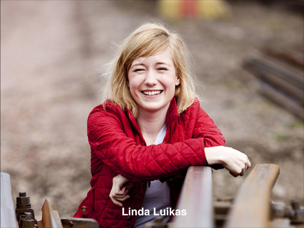 Linda Luikas