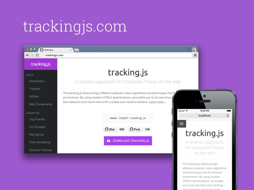 trackingjs.com