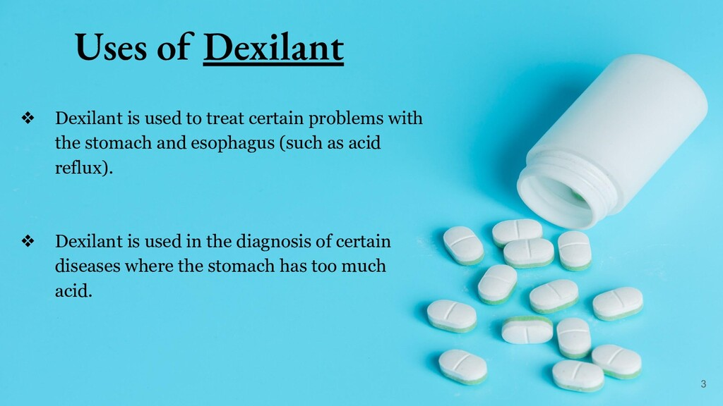 Uses of Dexilant ❖ Dexilant is used to treat ce...