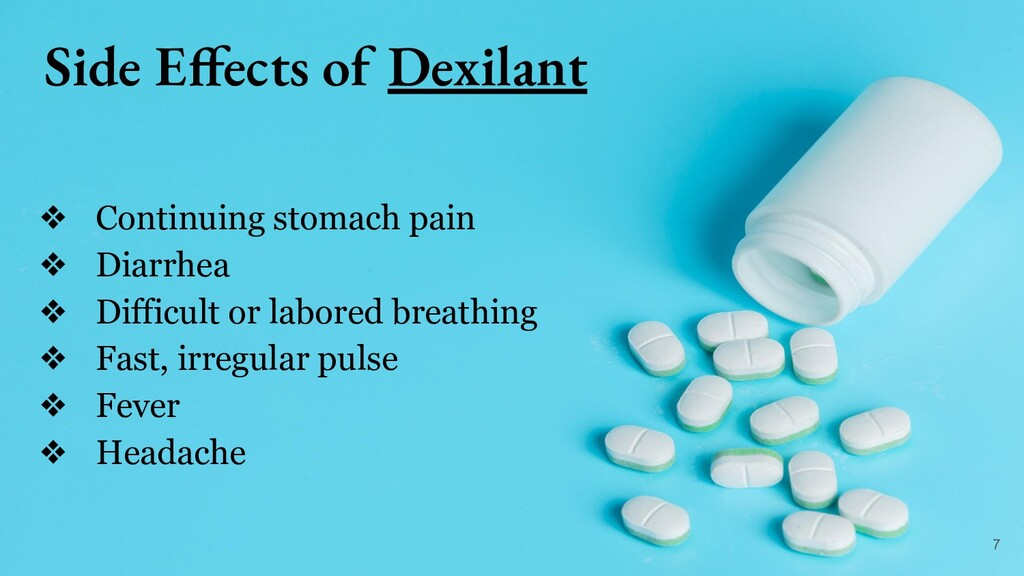 Side Effects of Dexilant ❖ Continuing stomach p...