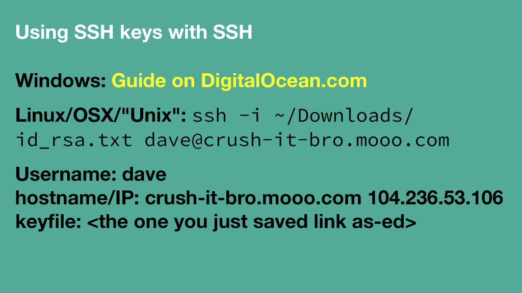 Using SSH keys with SSH Windows: Guide on Digit...