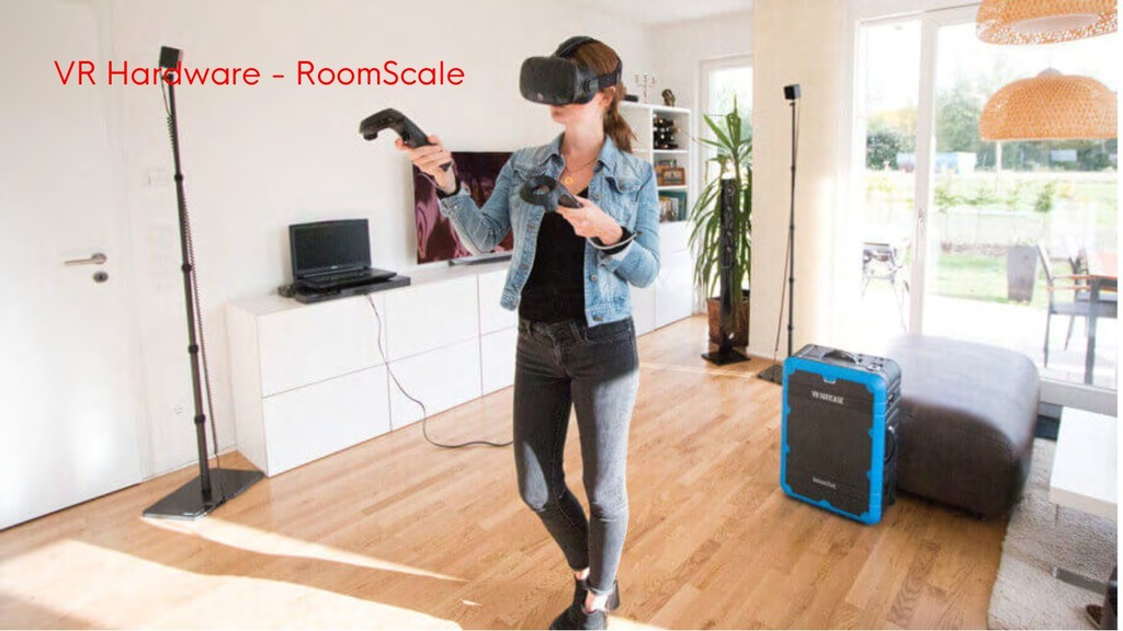 VR Hardware - RoomScale