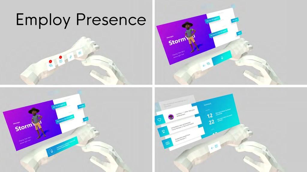 Employ Presence