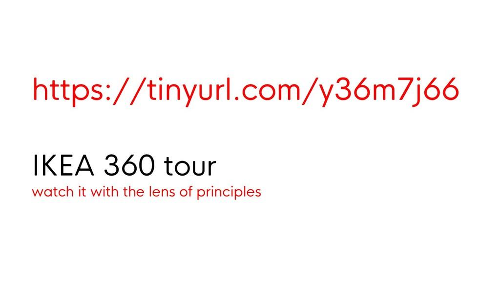 https://tinyurl.com/y36m7j66 IKEA 360 tour watc...