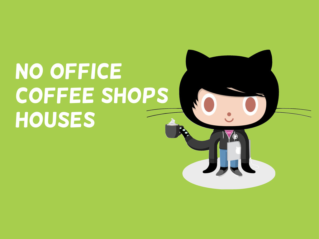 No office Coffee shops houses