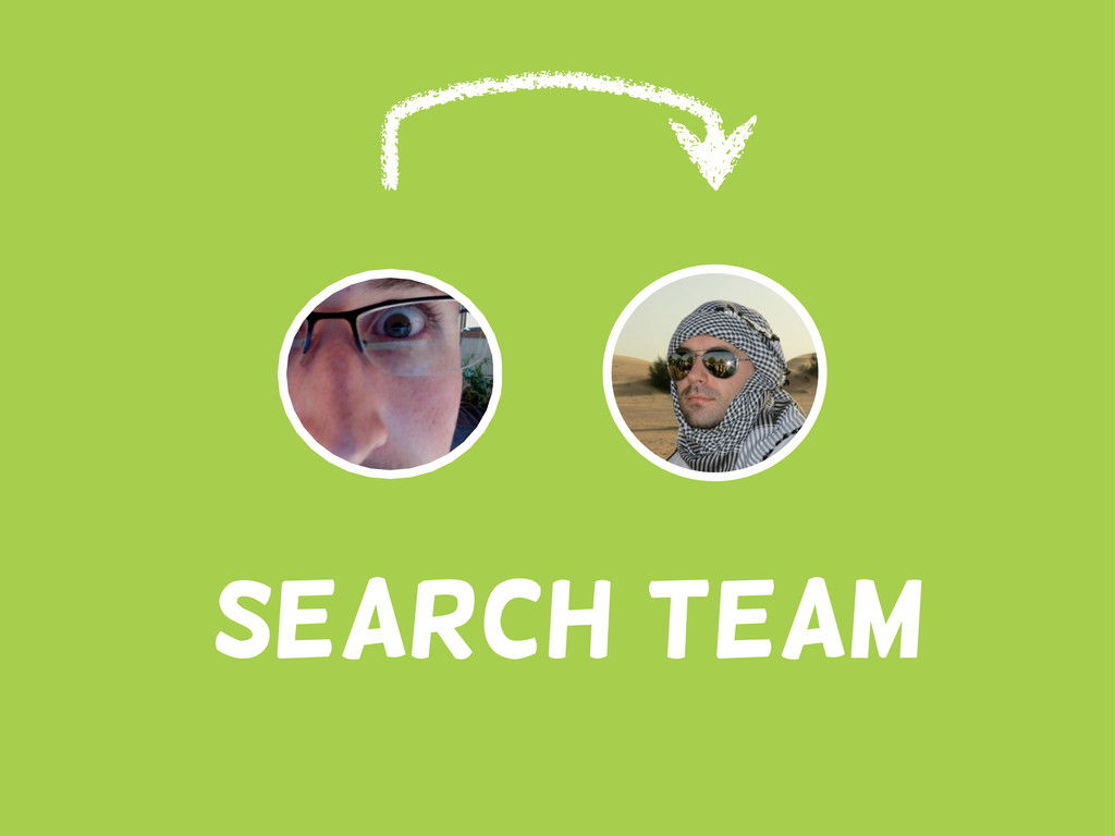 Search Team