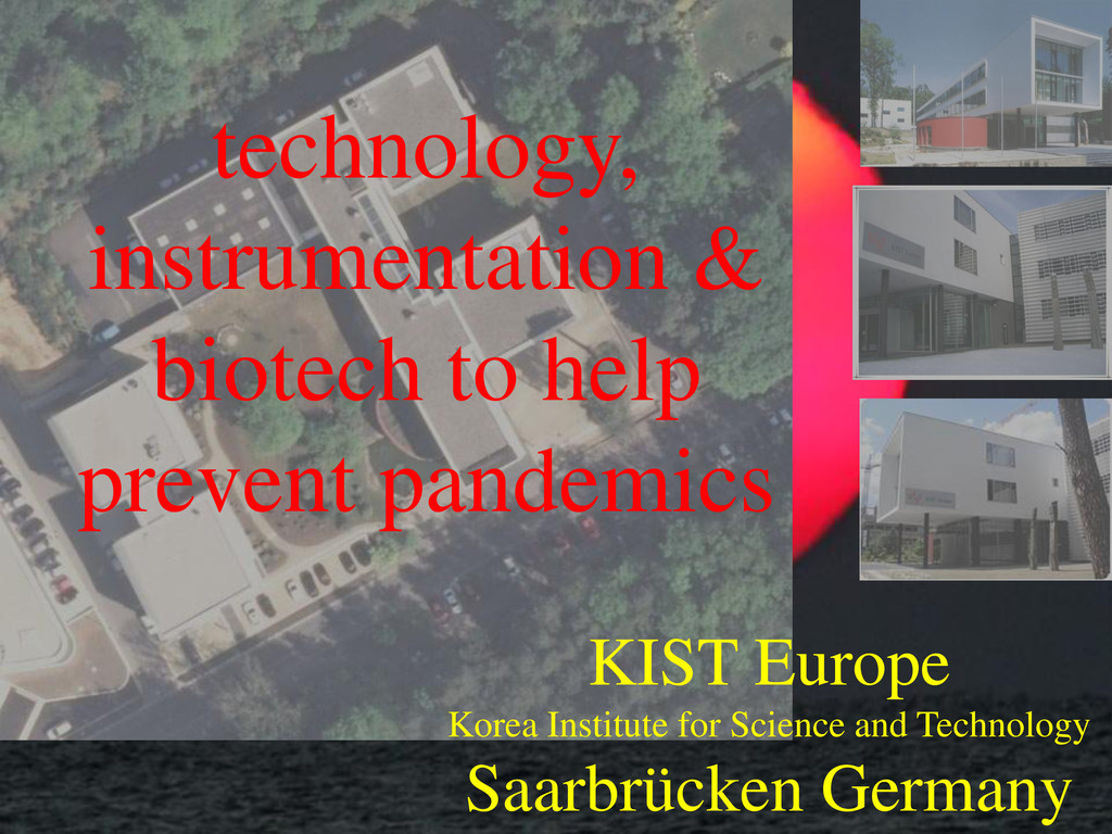 KIST Europe Korea Institute for Science and Tec...
