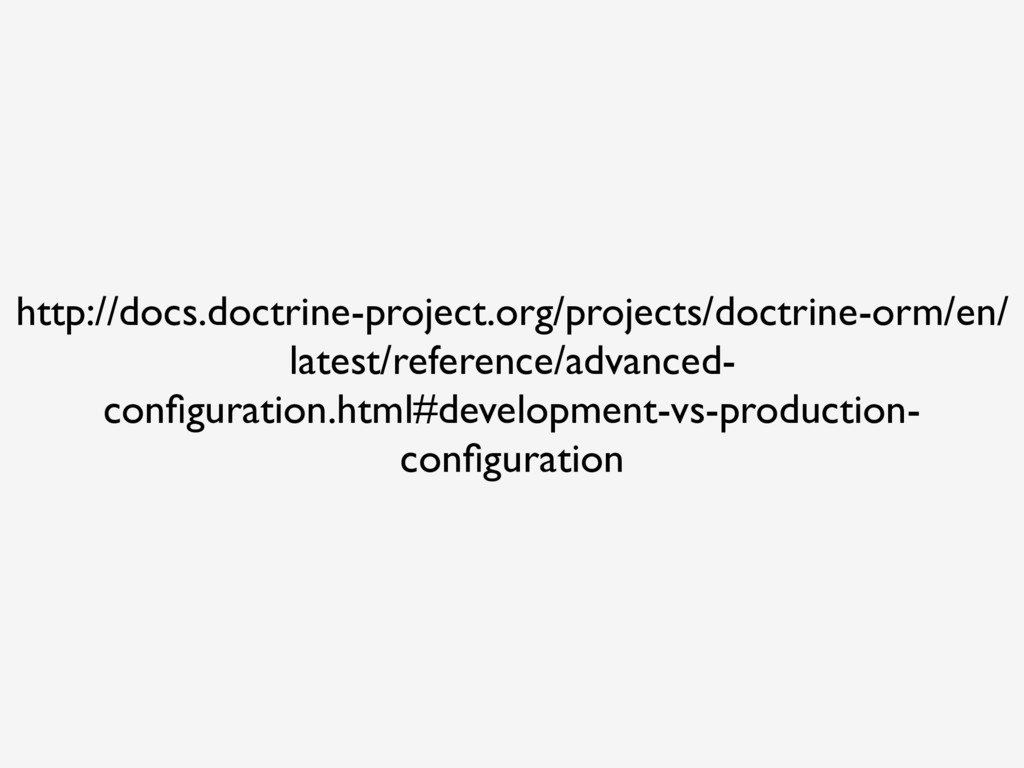 http://docs.doctrine-project.org/projects/doctr...