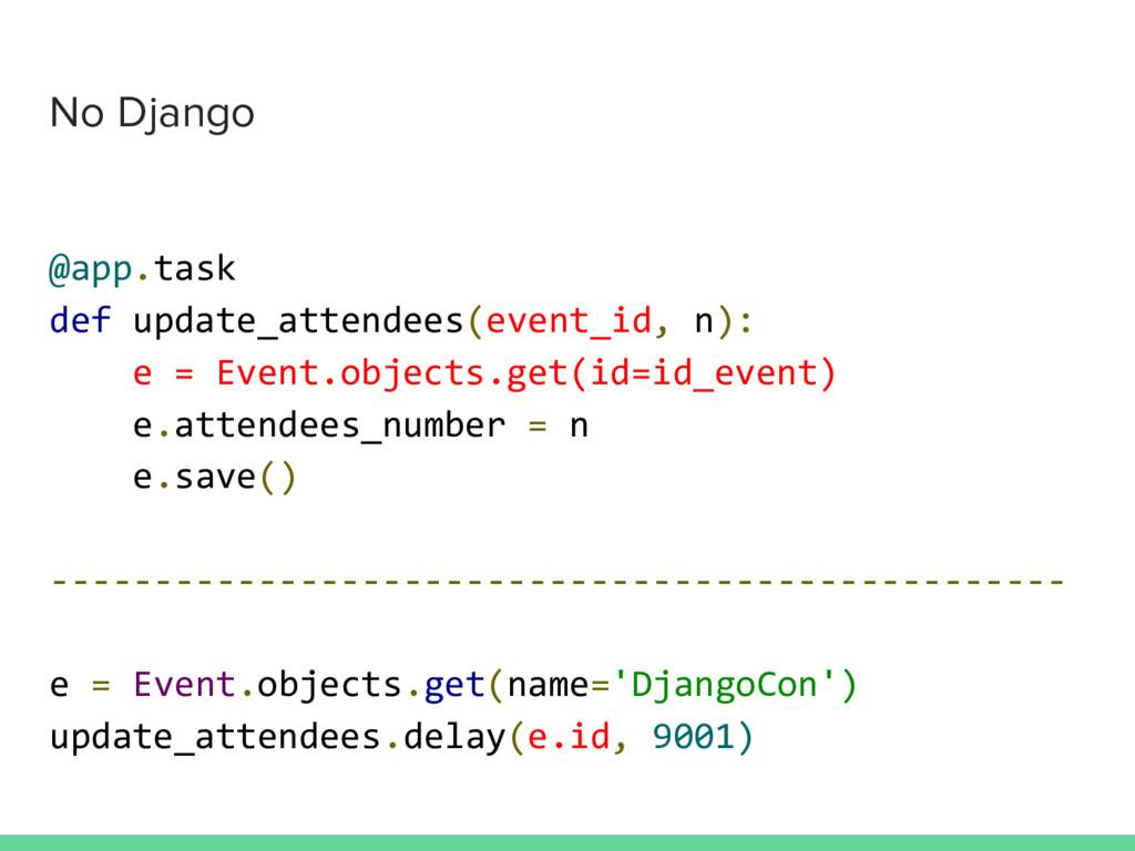 No Django @app.task def update_attendees(event_...