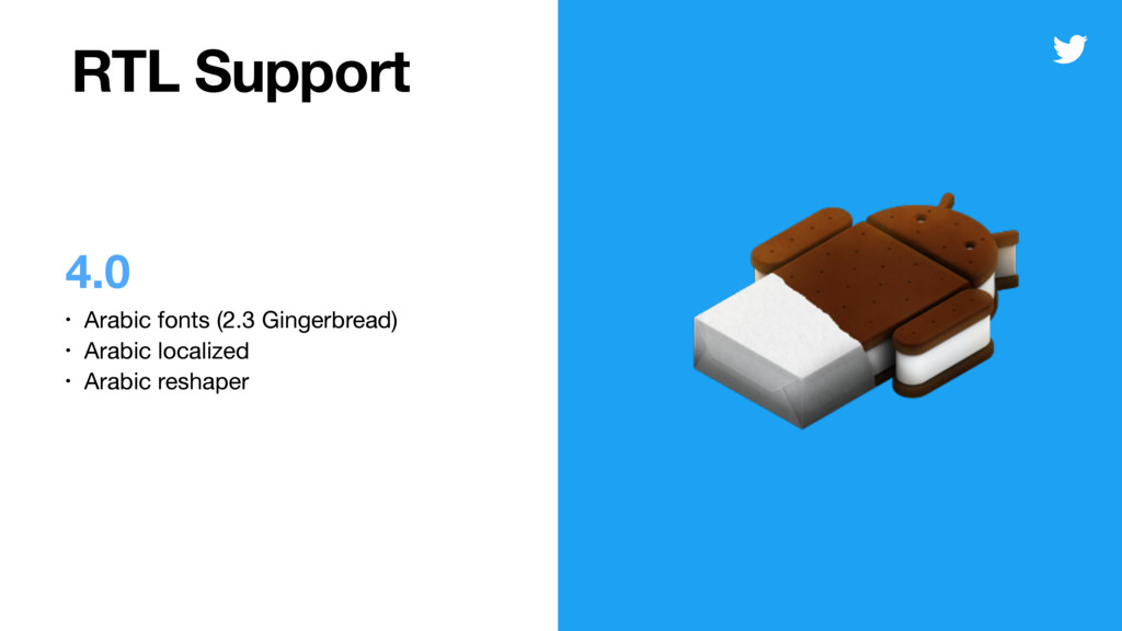 RTL Support 4.0 • Arabic fonts (2.3 Gingerbread...