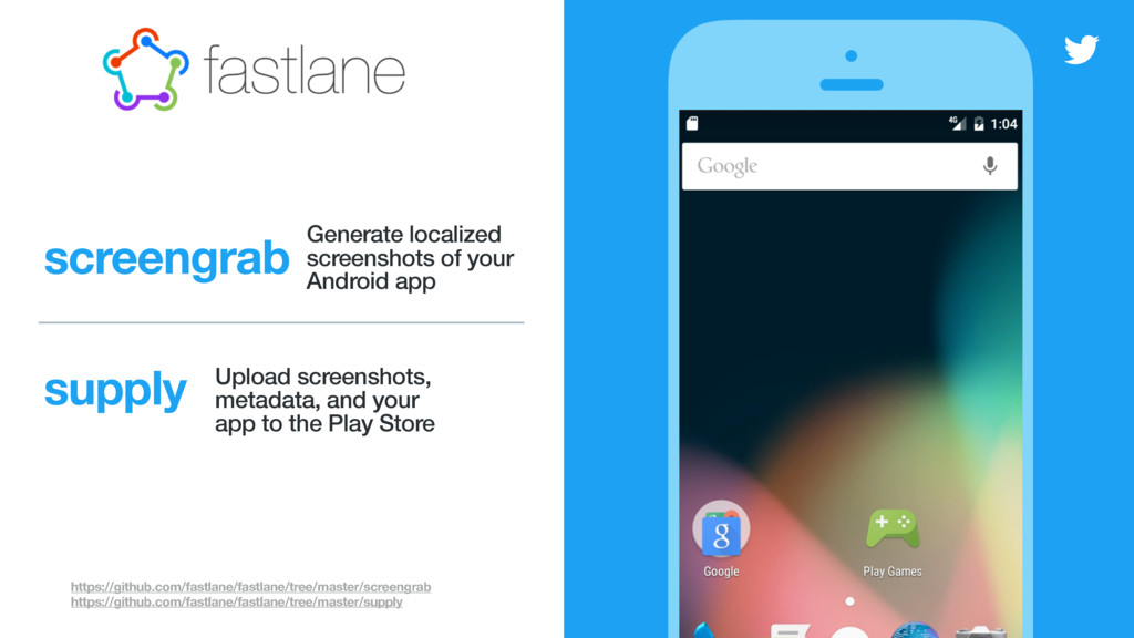 Generate localized screenshots of your Android ...