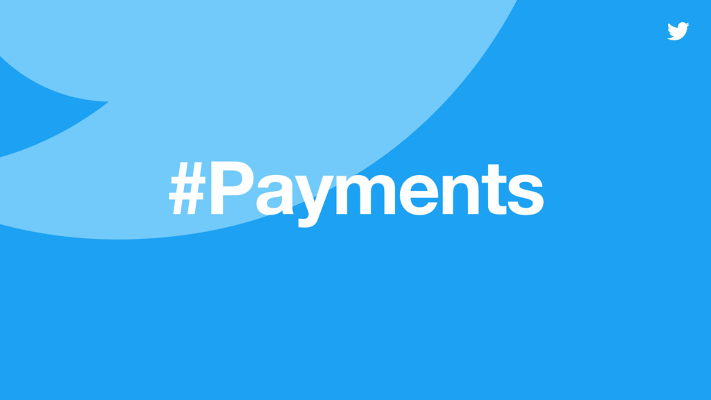 #Payments