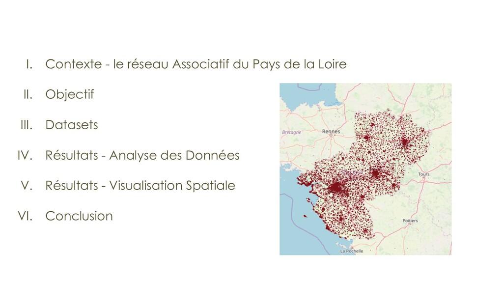I. Contexte - le réseau Associatif du Pays de l...