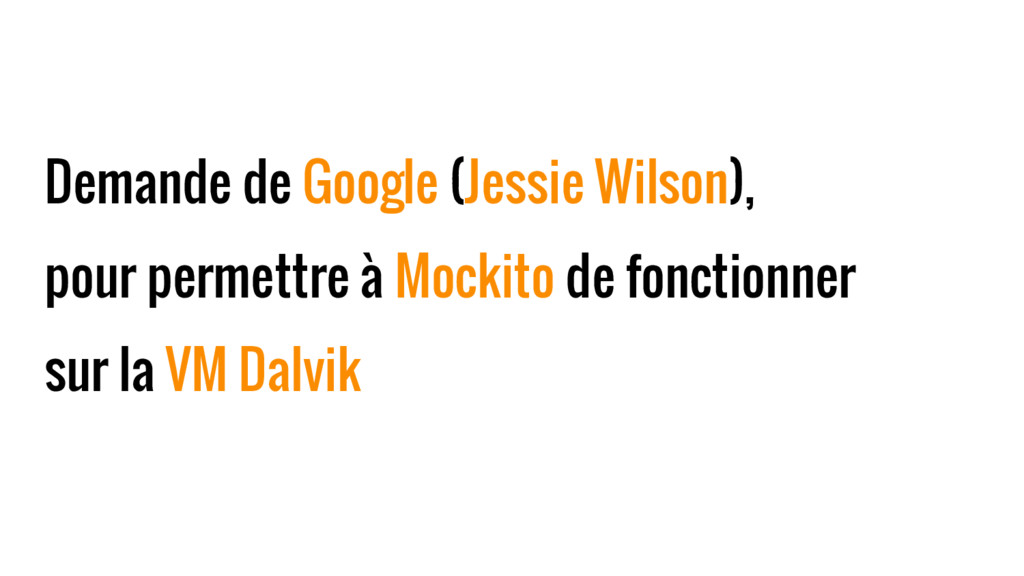 Demande de Google (Jessie Wilson), pour permett...