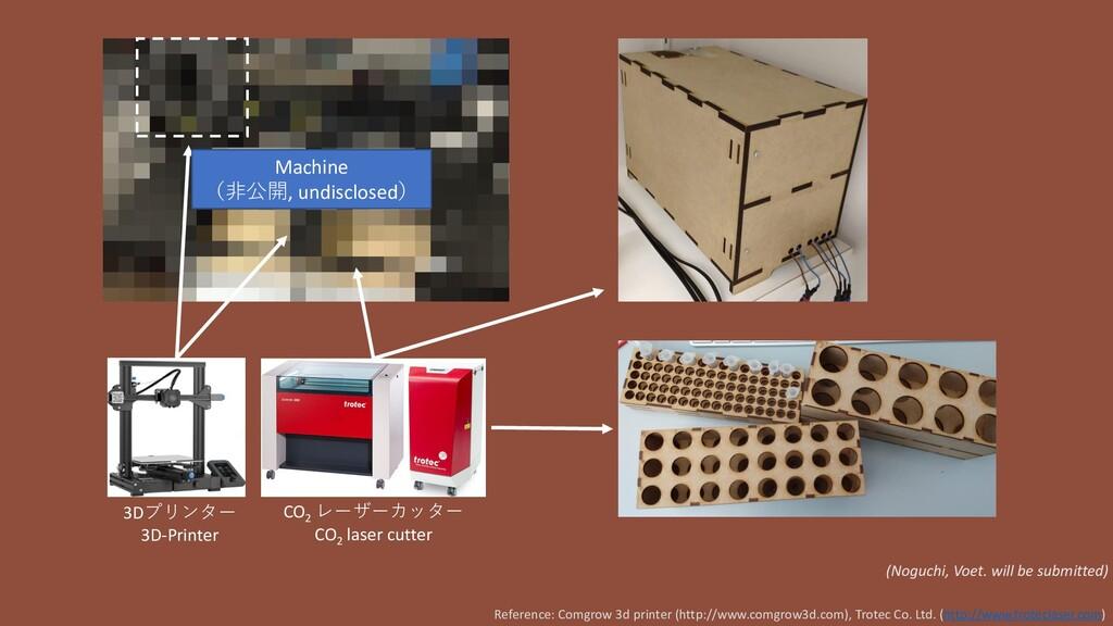 3Dプリンター 3D-Printer CO2 レーザーカッター CO2 laser cutte...