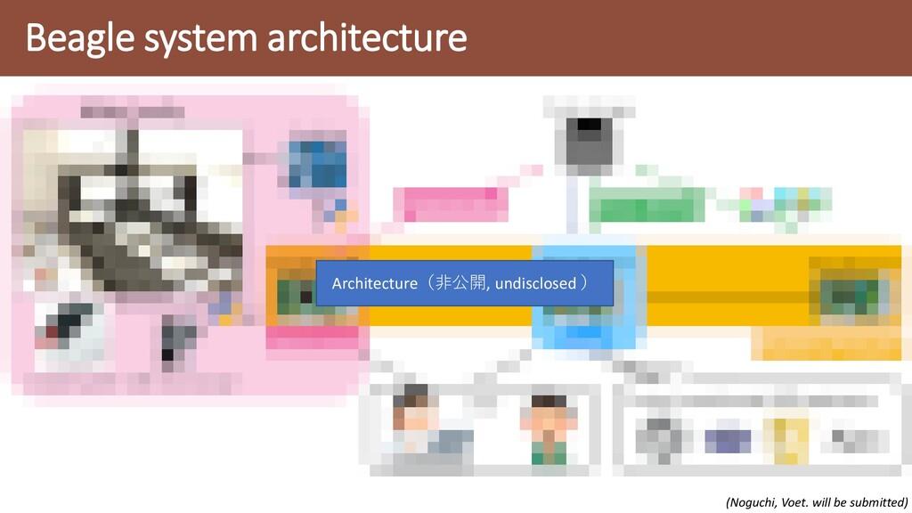 Beagle system architecture (Noguchi, Voet. will...