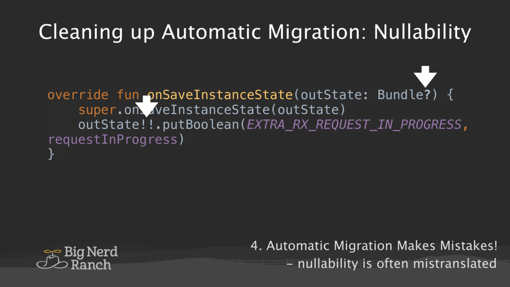 Cleaning up Automatic Migration: Nullability ov...