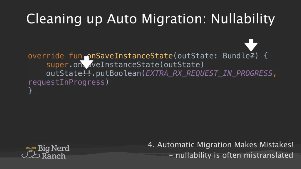 Cleaning up Auto Migration: Nullability overrid...