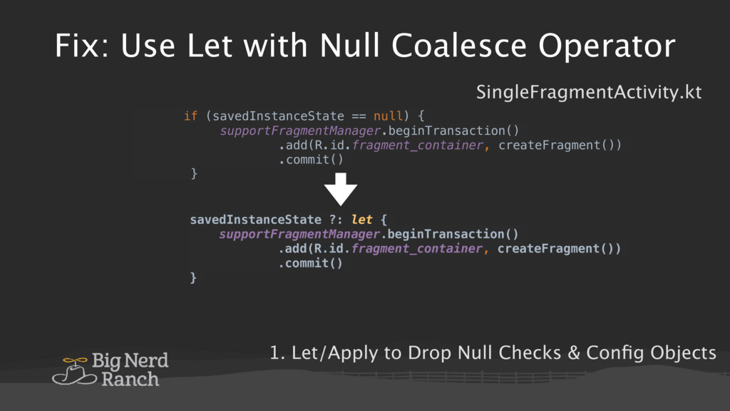 Fix: Use Let with Null Coalesce Operator if (sa...