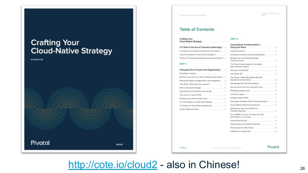 26 http://cote.io/cloud2 - also in Chinese!