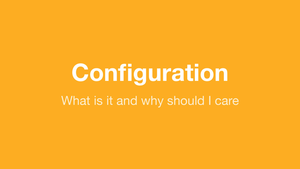 (without introducing more risk) Configuration Wh...